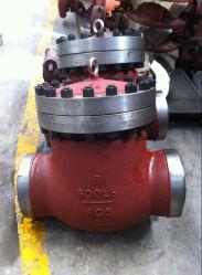 API/JIS/DIN Cast Steel Non-Return Swing Check Valve (H44H-DN150-150LB)