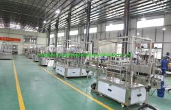 Auto Plastic Tube Filling Sealing Packaging Machine with Inner Heating System