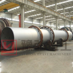 Coal Slurry Rotary Dryer, (YH-1800*12000)