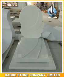 Granite Full Headstone French Tombstone