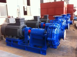 Medium Horizontal Centrifugal Slurry Pump