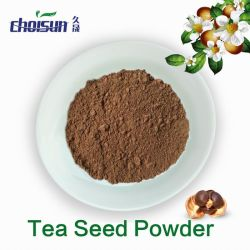 Tea Seed Powder/Organic Fertilizer/CAS#23-55-2-2 for Cleaning Shrimp Pond