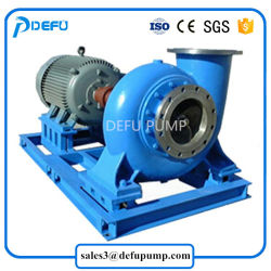 High Efficiency Hw Mix Flow Pump for Field Irrigation
