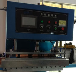 Automatical Movable Deep Throat Hf PVC Welding Machine