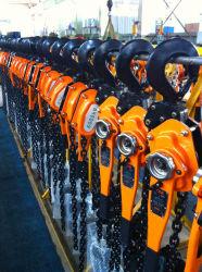 Txk Factory Manufacturer Hand Lifting Equipment Lever Block