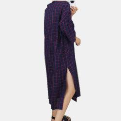 Wholesale Clothing Long-Style Women Shirt Coat