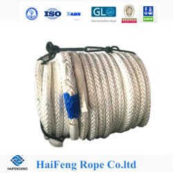 UV Resistance Dia 8-18 Inch 65mm 12 Strand Nylon Rope /Polyamide Rope/Float Rope/PP Braided Rope