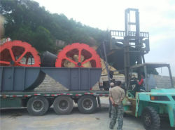Industrial Artificial Sand Washing Plant in Mining Manufacturer