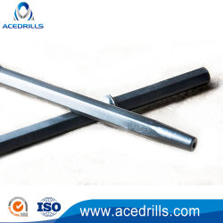 Rock Drilling Tool H22 Shank Tapered Drill Rods