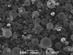 Filler Hollow Glass Microspheres for Light Weight SMC