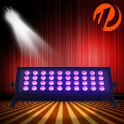 40*18W Rgbwauv 6in1 LED Wall Washer Stage Lighting