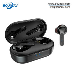 Tws True Wireless Stereo Mini Sports Bluetooth Headphone in-Ear Earphone