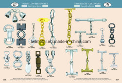 Metal Chains with Dog Hook and Metal Bag End Tips