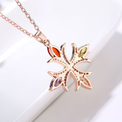 China Wholesale 925 Sterling Silver Set Brass Ring Earring Necklace Fashion Jewelry