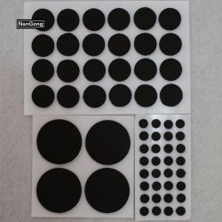 Furniture Adhesive Felt Pads Protector Pads/ Furniture Leg Protection Pads