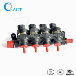 2 Ohm Injector Rail Act L05 Used for Medium Asia