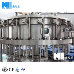 Glass Bottle Alcoholic Wine Filling Sealing Monoblock Machine Price