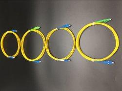 LC/APC to Sc/Upc Optical Fiber Patchcord