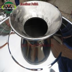 Stainless Steel Oil Pulp Vibrating Filter Screen (Xzs1000)