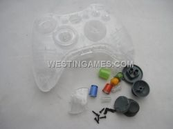 Housing Shell Case for xBox360 Wireless Controller (WRXB3073)