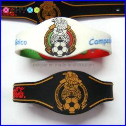 Power Energy Balance Sport Wristbands for Football Club Bracelet