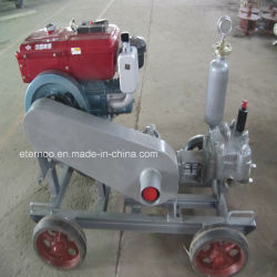 Electric Motor 20 Bar Cement Slurry Injection Grout Pump
