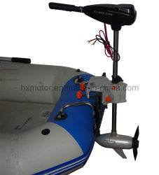 200lbs Brushless Electric Trolling Motor with Stepless Speed Control