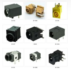 Electronic Equipment DC Power Jack