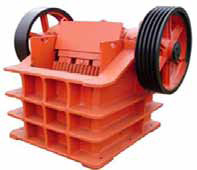 PE Series Stone Jaw Crusher Mac
