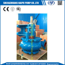 8/6e-G Horizontal Gravel Sans Suction Slurry Pumps
