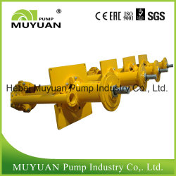 Coal Mine Sump Vertical Slurry Pump