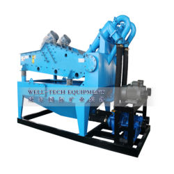Fine Sand Recycling Machine for Sand and Gravel Aggregate Process System of Hydropower Station