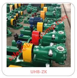 Uhb-Zk Slurry Pump Chemical Centrifugal Pump