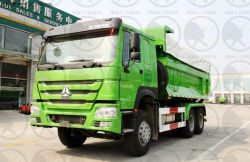 HOWO Series Environmental Protection Dump Truck