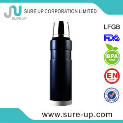 OEM Stainless Steel High Grade Outdoor Sports Bottle with Cup