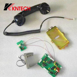 T1 Anti-Climate Military Handset Armoured Squared Handset Telephone Receiver