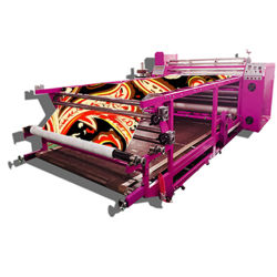 Roller Type High Press T-Shirt Printing Sublimation Heat Transfer Machine