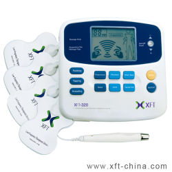 Popular Tens Electronic Muscle Stimulator with Ce Approved