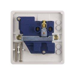 BS 13A 1 Gang Switch Socket Single Pole