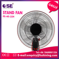 "Electrical 5 Blade Wholesale 16"" Plastic Stand Fan (FS-40-334)"