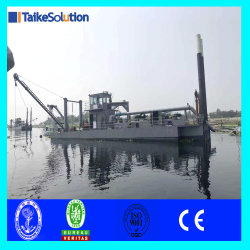 Caterpillar Engine and Ihc Slurry Pump for Cutter Suction Dredger for Lake/Port/River Dredging