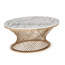 New Bird's Nest Marble Restaurant Marble Table for Working (SP-CT447)
