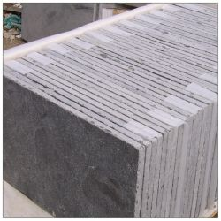 Blue Limestone Polished Tiles For Outdoor Paving