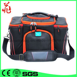 Red Color Sports Insulated Fitness Cooler Bag