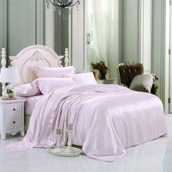 100% Pure Mulberry Silk Bed Sheet Set/Luxury Silk Sheet/Bedding Set