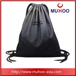Black Nylon Gym/Travel/Sports Backpack Knapsack Bag for Gift