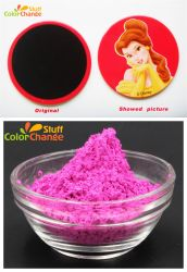 Hand Touch Thermochromism Slurry for Sticker