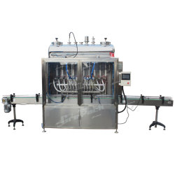 Automatic Soap, Shampoo, Hand Sanitizer Filling Machine and Filler