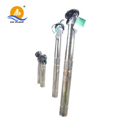 Vertical Multistage Water Solar Borehole Deep Well Submersible Pump
