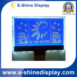 12864 DOT Character/Graphic COG LCD Module with EY12864A series touch screen